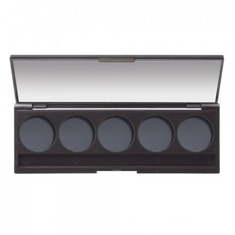 Palette Rechargeable  5 trous ombres à paupières.