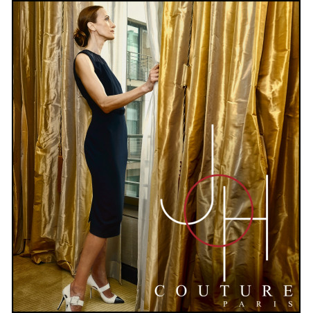 JOH COUTURE SHOES B&W